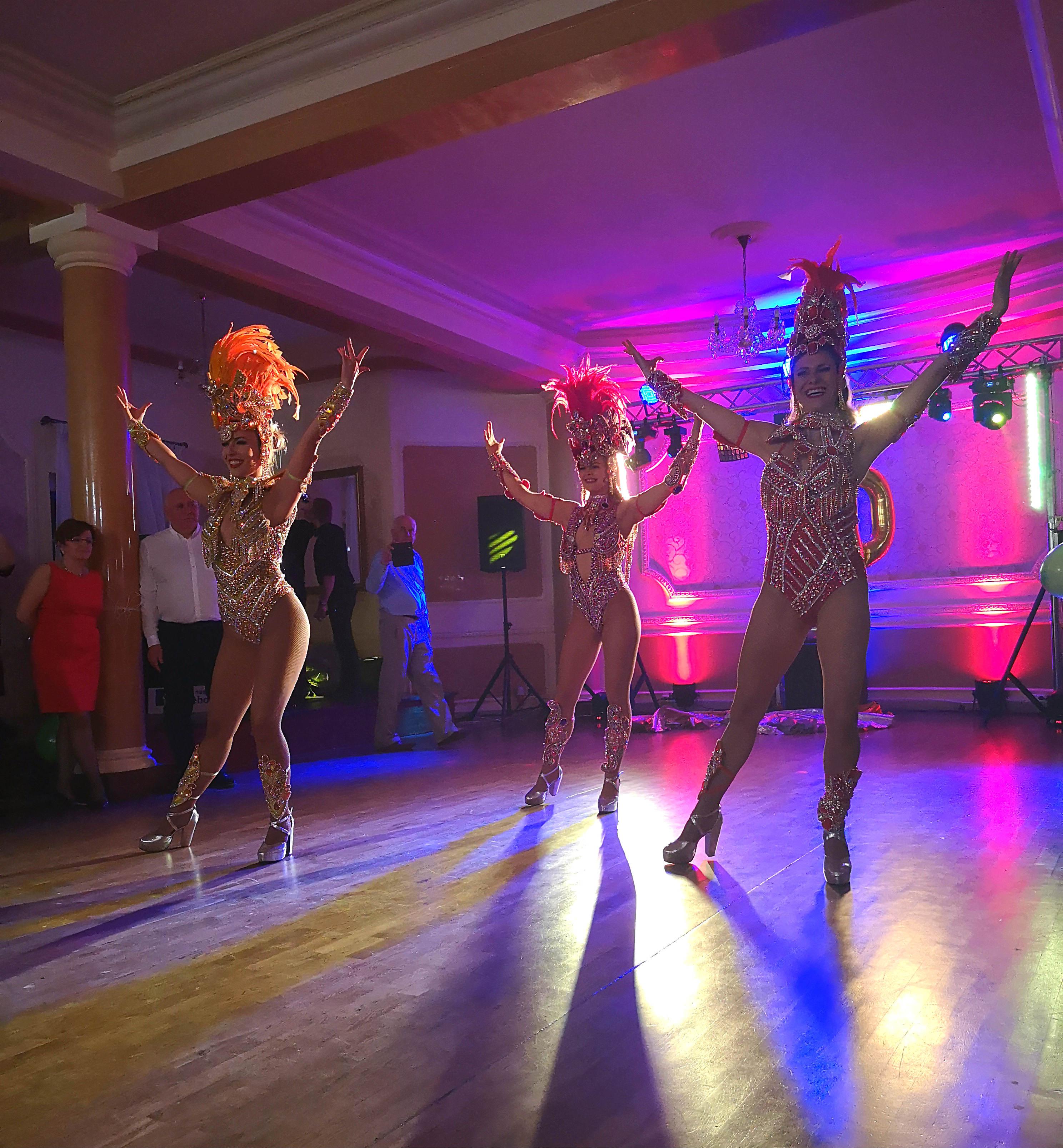 Tancerki samby